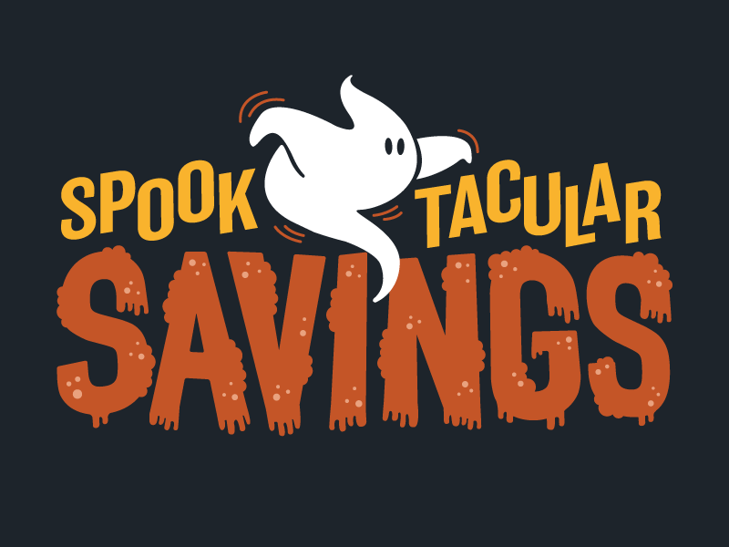 Great Halloween Savings